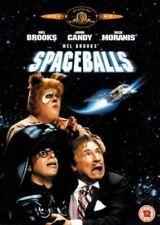 SPACEBALLS MEL BROOKS JOHN CANDY RICK MORANIS MGM UK 2004 REGION 2 DVD L NEW