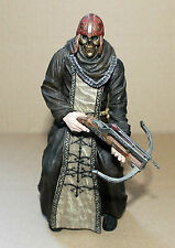 Resident EVIL 4 Illuminados Monk Skull Head Action figure personaggio NECA