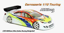 Carrozzeria 1/10 Altis 2.3 per 1/10 Scoppio 200mm per NT1 MTX6 ECC. cod. T60108