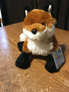 WEBKINZ FOX WITH UNUSED CODE / REAL PICS / WRONGWAY052