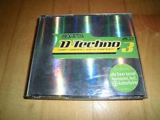 Gary D. presents D-Techno 3 - 3 CD-Box Beam vs. Cyrus Arome Tom Wax Cosmic Gate
