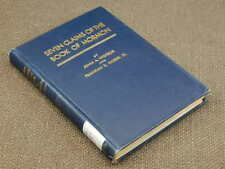 Seven Claims of The Book of Mormon by John A. Widtsoe & Franklin S. Harris Jr.