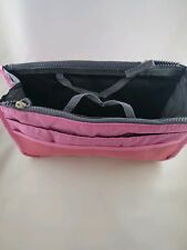 US Women Insert Handbag Purse Large liner Organizer Bag Travel portable Handbag