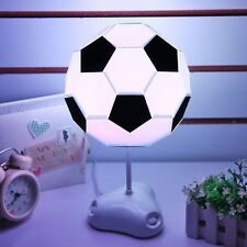 LED Football Desk Table Lamp Energy Saving Night Light Creative DIY Lights in UK