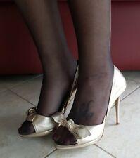 7ed36808f8 Decolté Spuntate Aperte 36 Scarpe Donna Sexy Usate Tacco Spillo 11 High  Heels