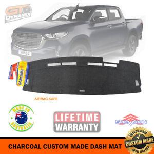 Dash Mat for Mazda BT50 TF XT XTR BT-50 Dual Cab +Single 7/2020-21 DM1591 CHARC