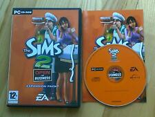 The Sims 2 Open for Business Expansion Pack PC CD ROM