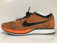 2016 NIKE FLYKNIT RACER 526628-810 WOMANS 9.5 MENS 8