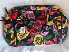 Vera Bradley Havana Rose Weekender MSRP $98.00