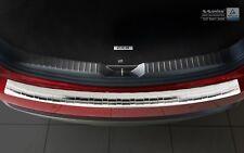 Edelstahl Ladekantenshutz passend für Mazda CX-5 2 II ab 2017 Silber