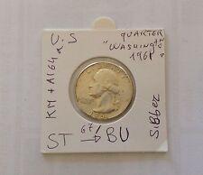 Stempelglanz einzelne Kursmünzen aus den USA