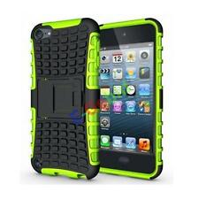 For Apple iPod Touch 5 5th Gen HeavyDuty Armour ShockProof Hard Case Cover Stand
