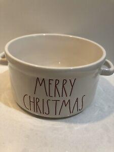 """RAE DUNN """"MERRY CHRISTMAS"""" BOWL🎄🎄"""