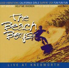 THE BEACH BOYS - LIVE AT KNEBWORTH 1980  CD NEW!