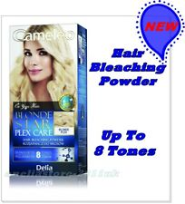 Delia CAMELEO Hair Bleaching Powder Blond Star Plex Care Bleach Up To 8 Tones