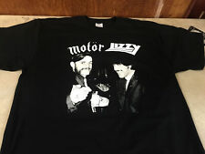 Motor Lizzy Shirt motorhead thin lizzy lemmy kbd metal death speed metal punk