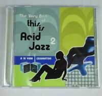 This is Acid Jazz 2 A 10 Year Celebration 2CD Various Artists