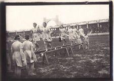 Lyon 1926 Fêtes de la Jeunesse Gymnastique Sport France Photo n12 Vintage