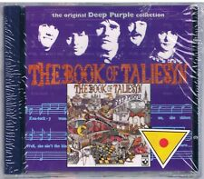 DEEP PURPLE THE BOOK OF TALIESYN CD EU SIGILLATO!!!