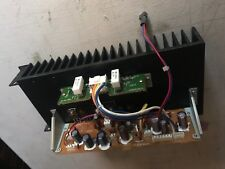 Ramsa Panasonic Power Supply Circuit POWER SUPPLY BOARD Left Side