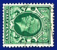 1934 SG439a ½d Green (Wmk Side) N47(b) Fine Used CV £5 aiaz