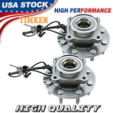 2xTimken Front Wheel Hub Bearing Assly Fits SIERRA 2500/3500 SILVERADO 2500/3500