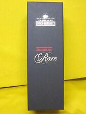 RARE-Coffret cadeau(Vide)Champagne Piper Heidsieck Cuvée Prestige Millésime 2002
