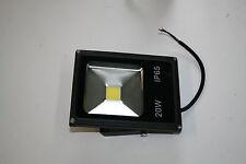 "20 Watt LED Machine Flood Light Waterproof IP 65 Outdoor Garden Landscape ""NEW"""