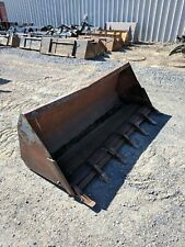 "Used 72"" loader tractor/backhoe/ skid steer bucket"