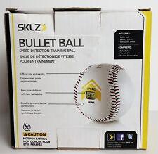 Sklz Bullet Ball Baseball Pitcher Speed Training Measure up to 120 mph 193 Kph