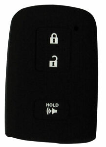 Toyota Keyless Entry Key Fob Rubber Glove Remote Cover Tacoma Truck 2012 - 2021