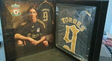 Liverpool Limited Edition Fernando Torres Signed Boxed Shirt - NEW still wrapped