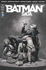 Batman Saga N°42 - Urban Comics-D.C. Comics - Novembre 2015 - Comme Neuf