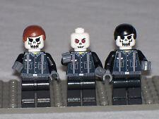 Lego 3 Custom Minifig WW2 Wehrmacht  Zombies Fantasy