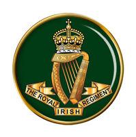 Royal Irlandais Régiment (1684-1922), Armée Britannique Broche Badge