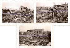 1940 Woodbridge New Jersey United Railway Signal Plant Explosion Damage Photos 3