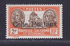 COLONIES FRANCAISES NOUVELLE CALEDONIE COLIS POSTAUX N° 6 ** MNH, GC, TB