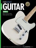 Rockschool Guitar by Rockschool grade 2