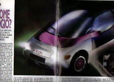 Z26 Ritaglio Clipping 1991 Swatch Volkswagen