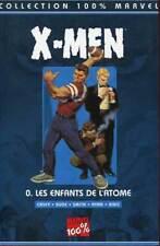 X-MEN N°0 . 100% MARVEL . 2000 .