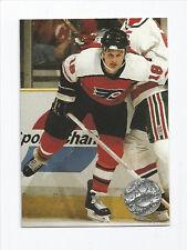 Mike Ricci Flyers 1991-1992 Pro Set Platinum #85
