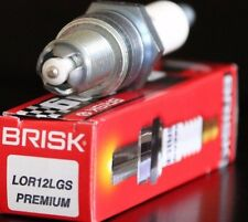 1X Brisk LOR12LGS Spark Plug Husqvarna WR430 430 CR435 435 CR500 500 WR500 NEW