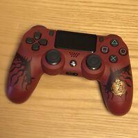 PS4 Dualshock 4 MONSTER HUNTER: WORLD LIOLAEUS EDITION Dual Shock controller