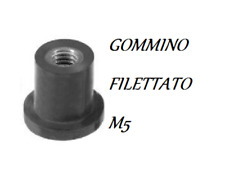 Gommino filettato per carene cupolini plexiglass M5 mm