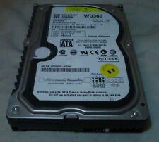"36GB Western Digital WD Raptor WD360GD-00FNA0 DCM:HBCAJAB 3.5"" SATA Hard Drive"