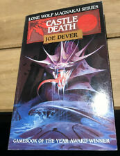 Lone Wolf Gamebook - # 7 Castle Death - Red Fox Edition