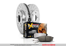 Power Stop K3167-36  - 1-Click Extreme Truck And Tow Brake Kits, Front