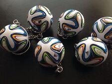 FIFA World Cup Brazil mini soccer ball keychain football.---- (only 1 keychain)