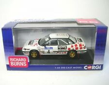 Corgi Va11804 Subaru Legacy RS 1993 Manx International Rally Richard Burns 1 43