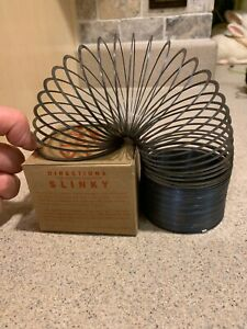 """New Original """"SLINKY"""" Collectors Edition, Made in USA, Excellent Condition, NIB"""